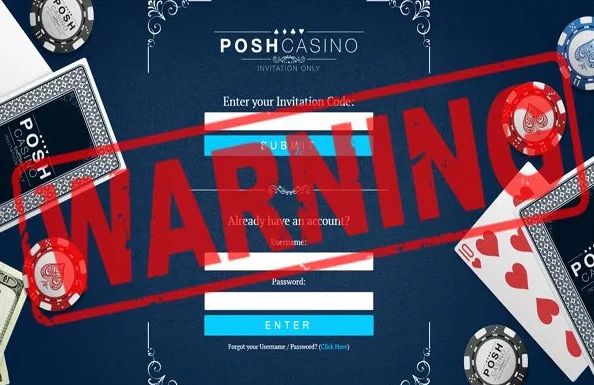 Posh Casino No Deposit Codes